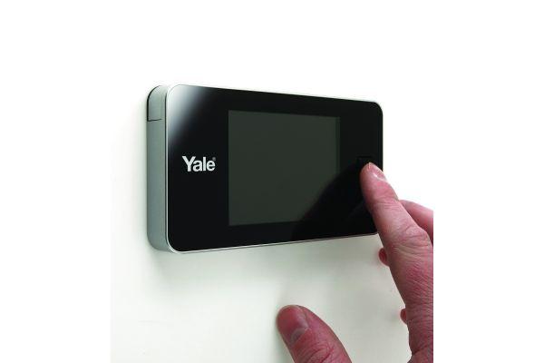 Yale DDV 500 Digitale Deurspion (standaard)