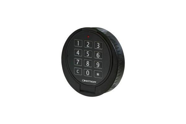 Elektronisch slot 'Basic' (extra naast standaard)