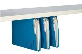 Extra systeemlegbord TS 2, voor hangmappen,spoorbreedte 330 mm (A4)