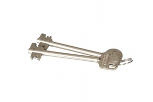 Dubbelbaard sleutel - lang