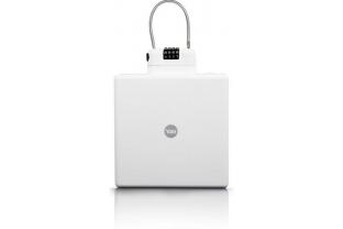 Yale Draagbare reiskluis (wit) kopen? | SecurityWebshop.com